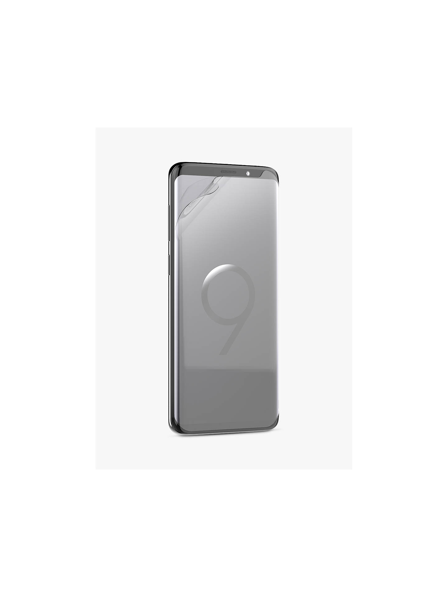 Buy tech21 Impact Shield Anti Scratch Screen Protection for Samsung Galaxy S9 Plus, Clear Online at johnlewis.com