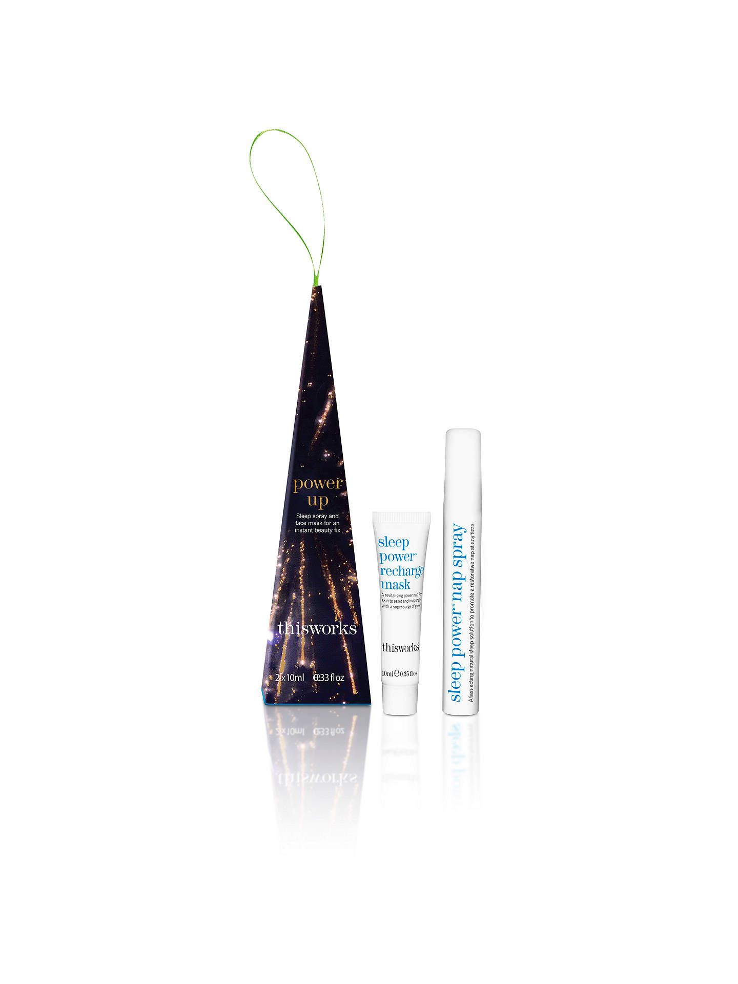 BuyThis Works Power Up Fragrance Gift Set Online at johnlewis.com