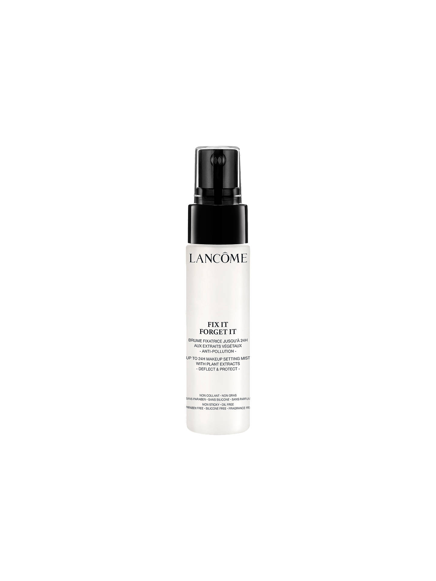 Buy Lancôme Fix It Forget It Setting Spray, 100ml Online at johnlewis.com