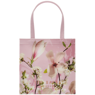 Ted Baker Avscon Harmony Small Icon Shopper Bag, Pink
