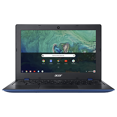 Image of Acer Chromebook CB311-8HT-C2TD, Intel Celeron, 4GB RAM, 32GB eMMC Flash, 11.6, Indigo Blue