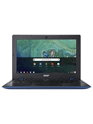 "Acer Chromebook CB311-8HT-C2TD, Intel Celeron, 4GB RAM, 32GB eMMC Flash, 11.6"", Indigo Blue"