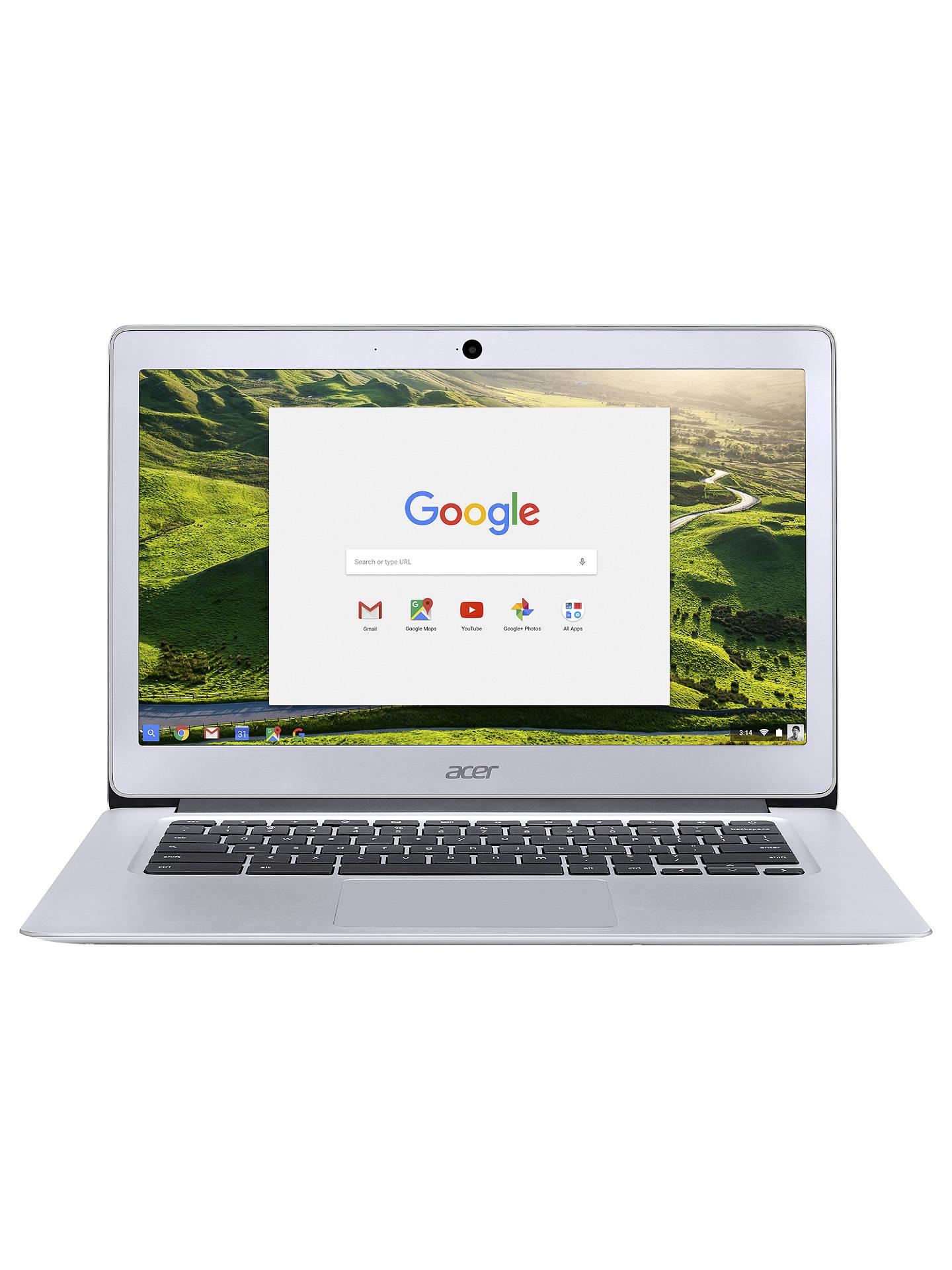 Acer Chromebook 14 CB3-431, Intel Celeron, 4GB RAM, 32GB eMMC Flash, 14