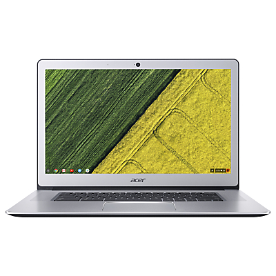 Image of ACER CB515-1HT 15.6 Intel® Pentium Chromebook - 64 GB eMMC, Silver, Silver