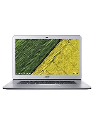 "Acer Chromebook CB515-1HT-P099, Intel Pentium, 4GB RAM, 64GB eMMC Flash, 15.6"" Full HD, Pure Silver"