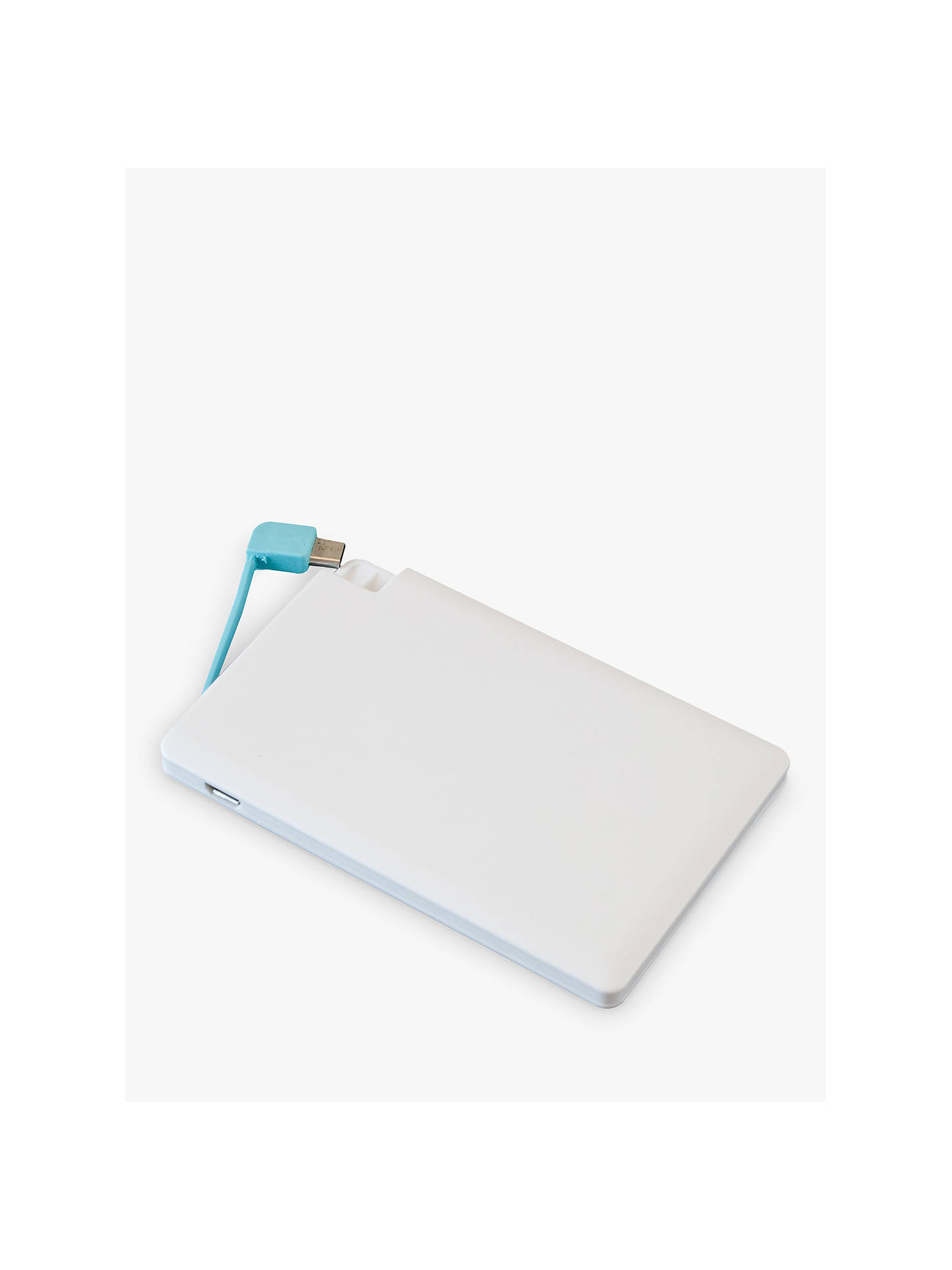 BuyRED5 Credit Card Power Bank Online at johnlewis.com
