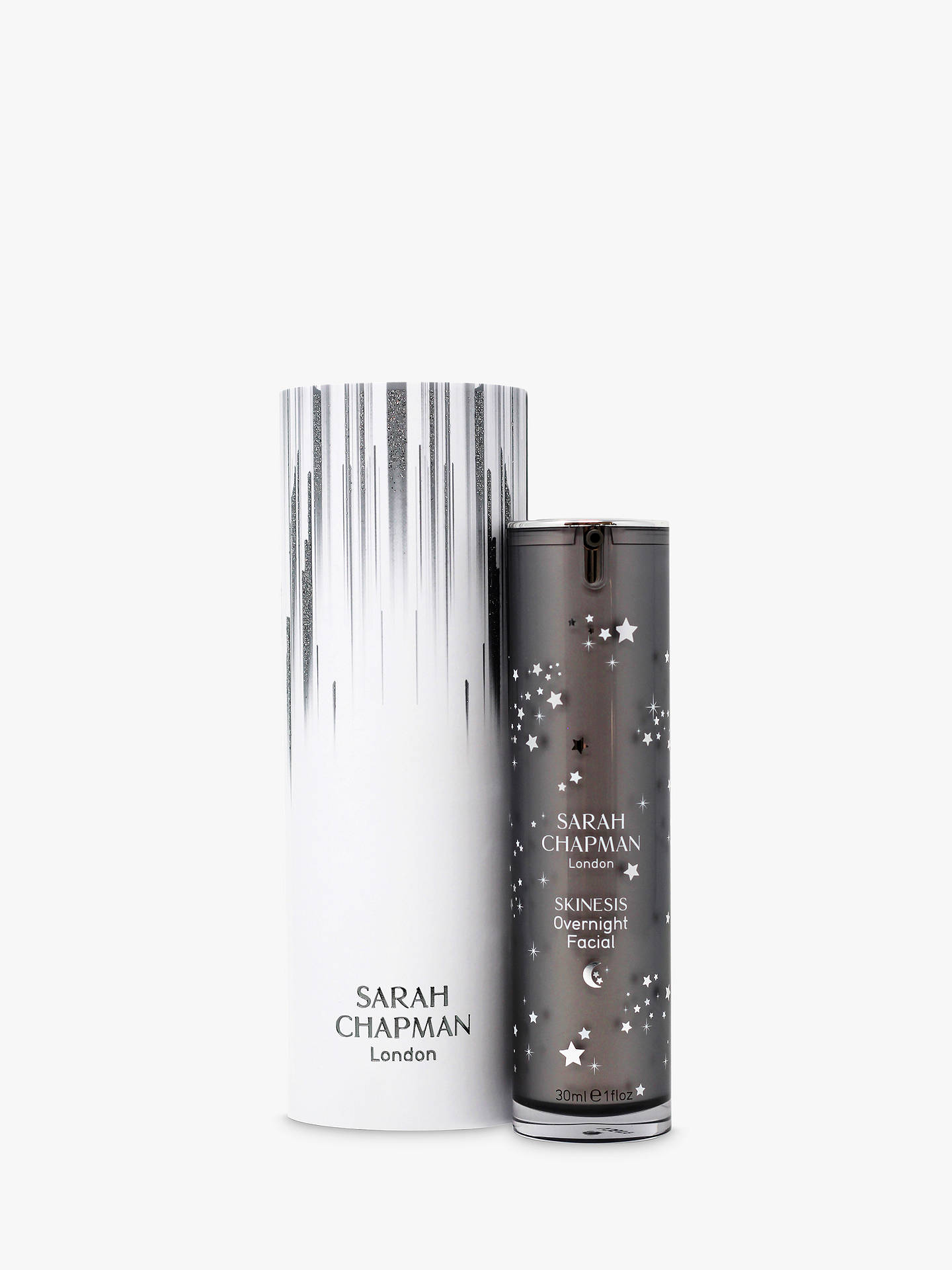 BuySarah Chapman Overnight Facial Supersize Skincare Gift Set Online at johnlewis.com