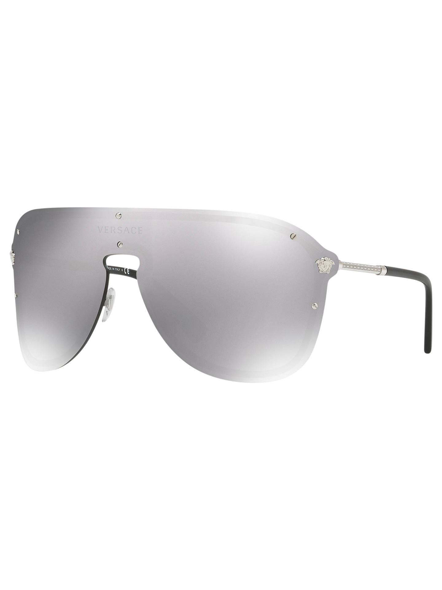 2a5b0d24694 Versace VE2180 Women s Aviator Sunglasses at John Lewis   Partners