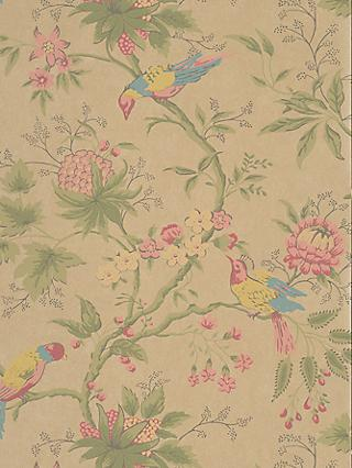 The Little Greene Paint Company Brooke House Wallpaper
