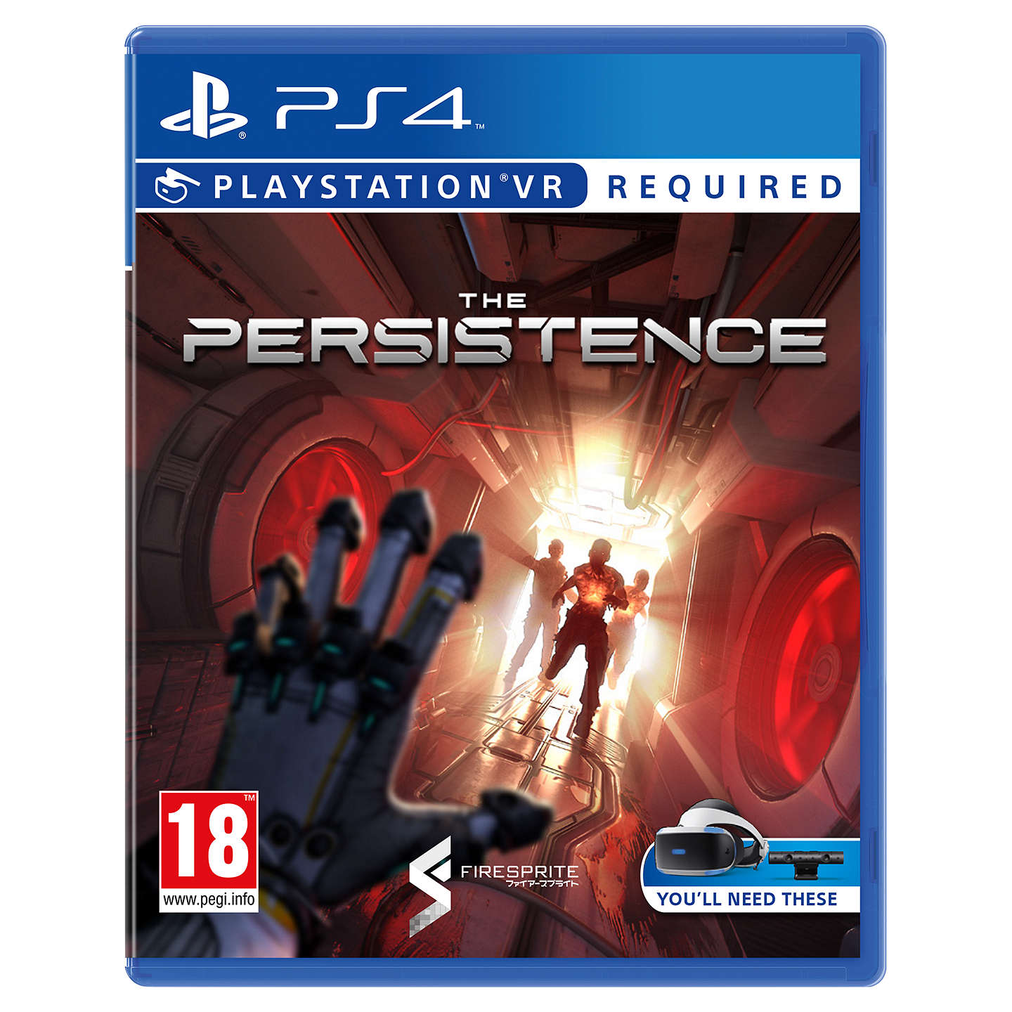 BuyThe Persistence, PS4 Online at johnlewis.com