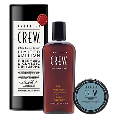 Image of American Crew Ultimate Duo Kit Bath and Body Gift Set