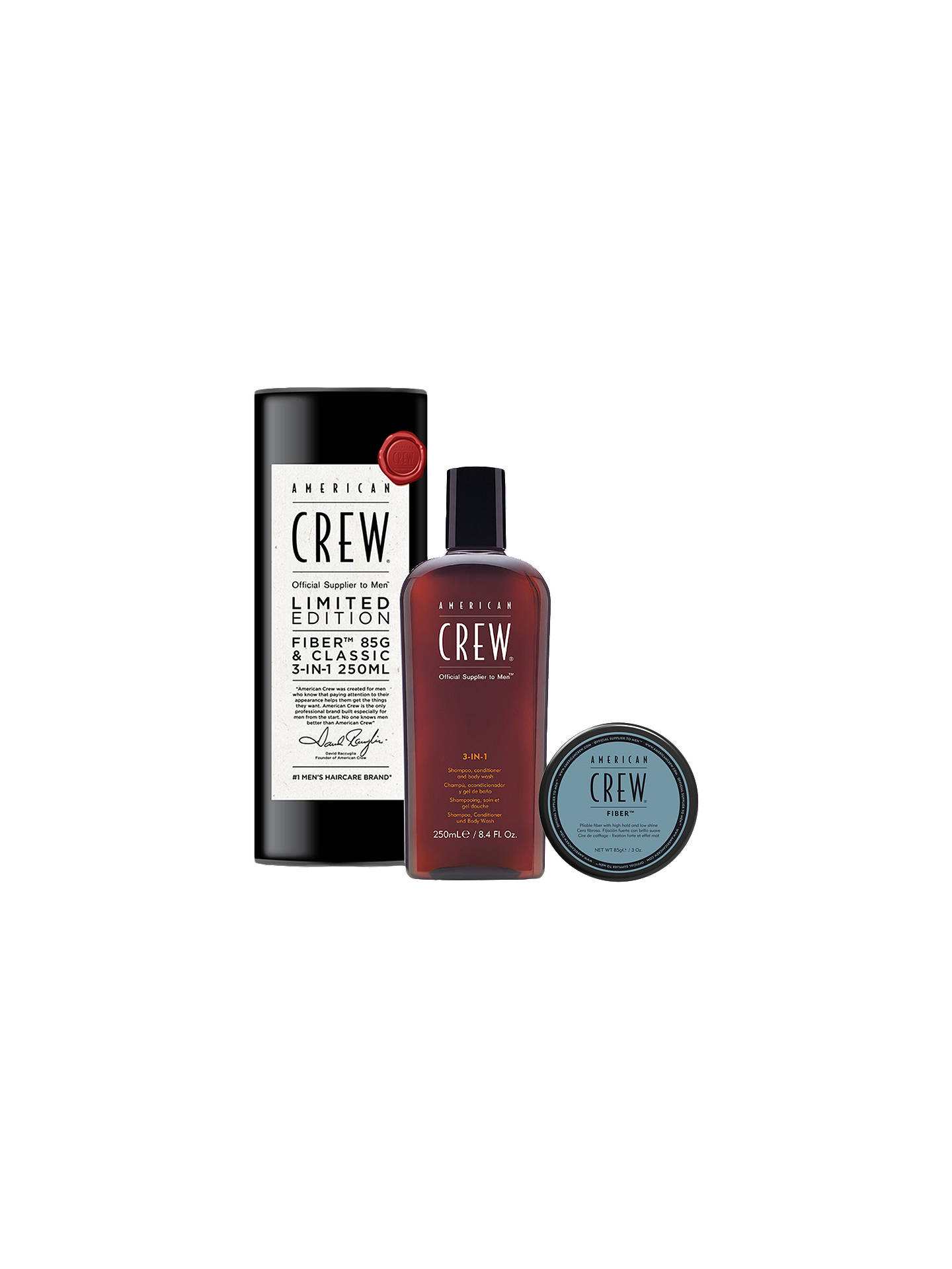 BuyAmerican Crew Ultimate Duo Kit Bath and Body Gift Set Online at johnlewis.com
