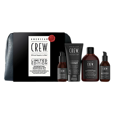 Image of American Crew Essential Shaving Kit