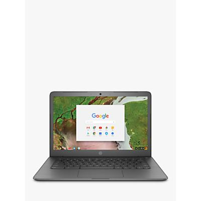 HP 14-ca000na Chromebook, Intel Celeron, 4GB RAM, 32GB eMMC, 14