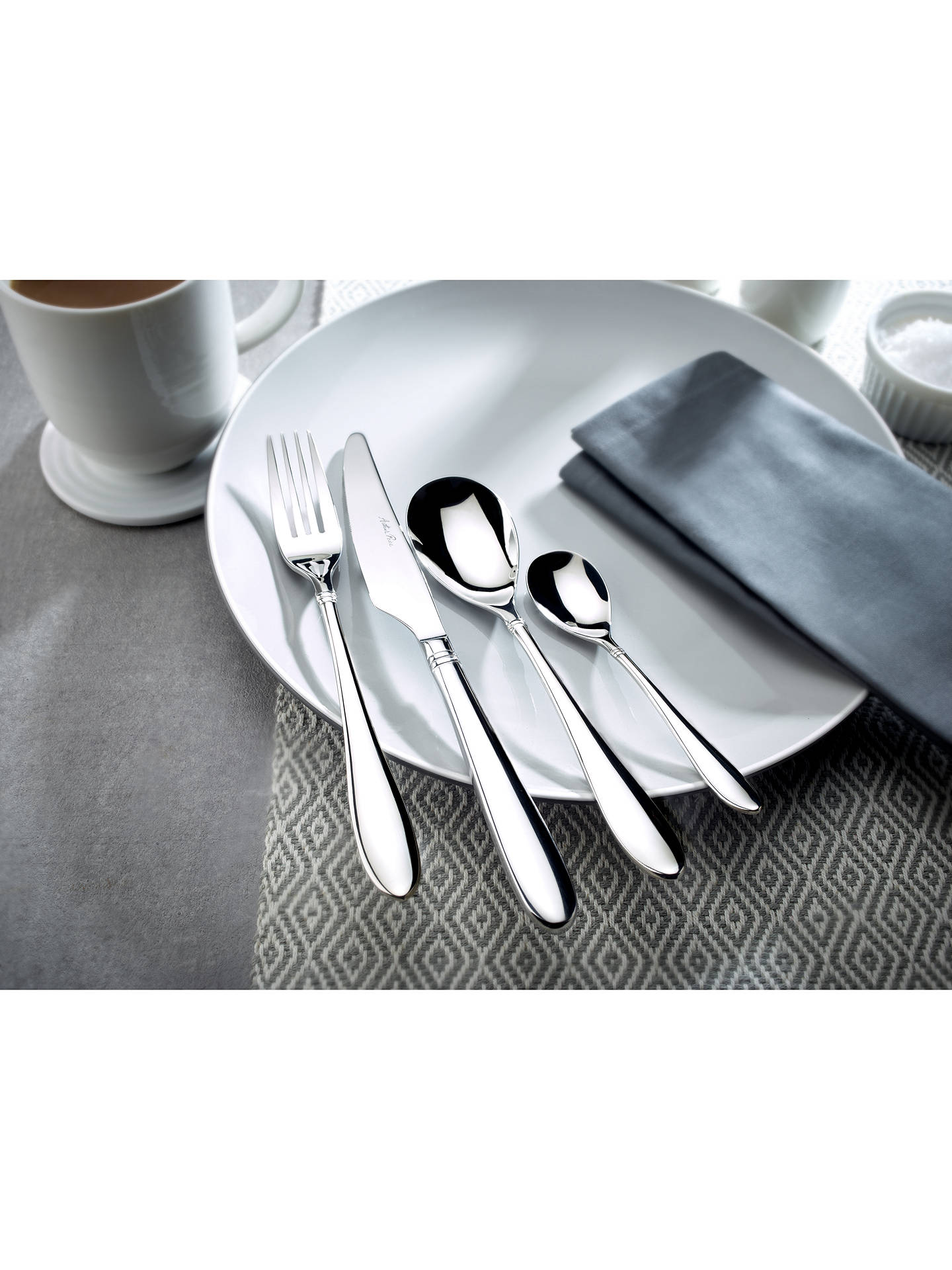 Buy Arthur Price Henley Cutlery Set, 42 Piece Online at johnlewis.com