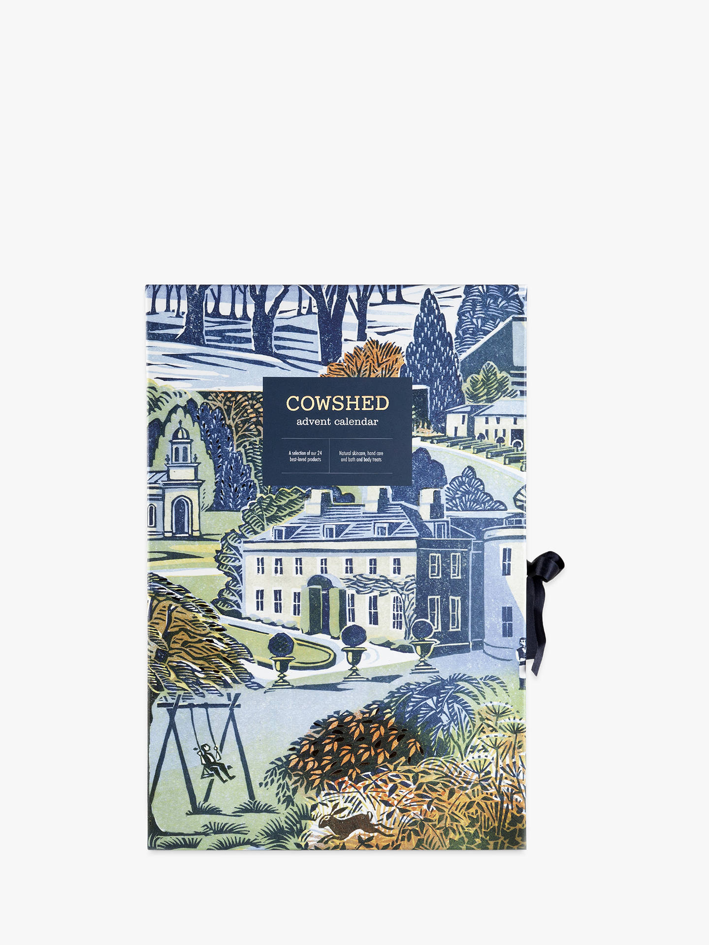 Buy Cowshed 24 Day Beauty Advent Calendar Online at johnlewis.com
