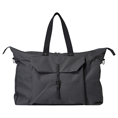 Ally Capellino Freddie Ripstop Holdall, Charcoal