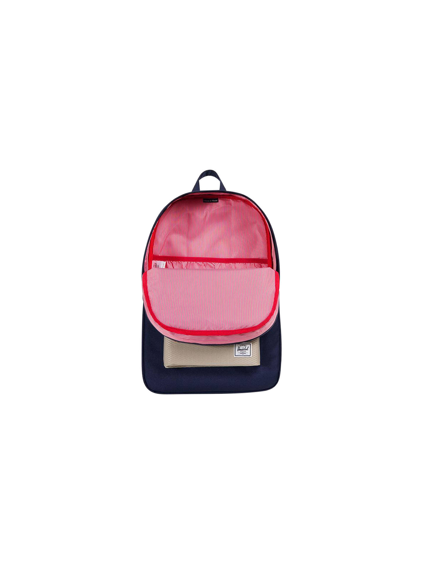 8f515b2425f Herschel Supply Co. Heritage Backpack at John Lewis   Partners
