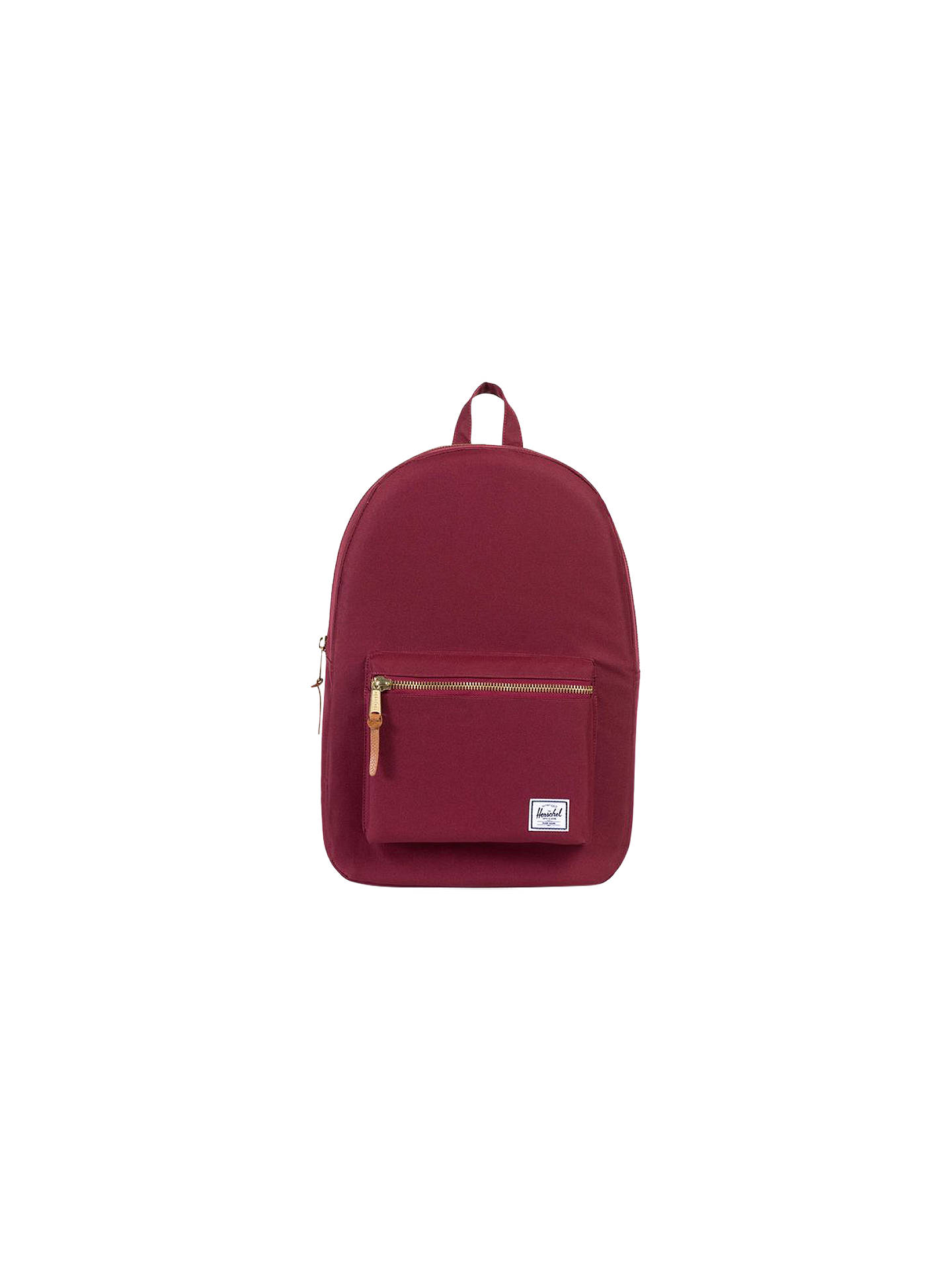 8f67df1d7c1 Herschel Supply Co. Settlement Backpack at John Lewis   Partners