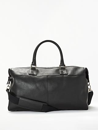 John Lewis & Partners Gladstone 2.0 Leather Holdall