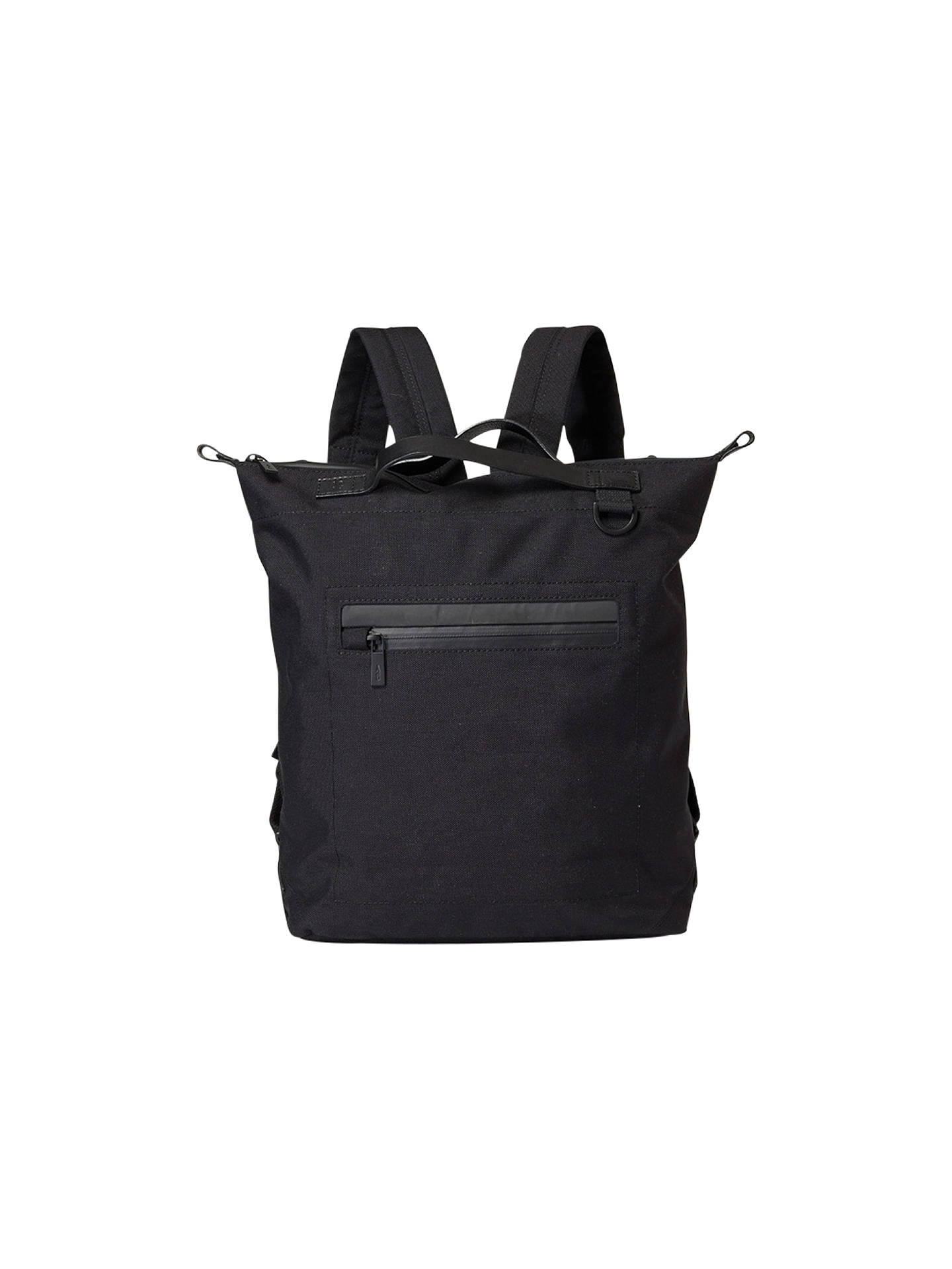 BuyAlly Capellino Mini Hoy Travel Cycle Backpack, Black Online at johnlewis.com