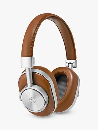 Master & Dynamic MW60 Wireless Bluetooth Over-Ear Headphones with Mic/Remote
