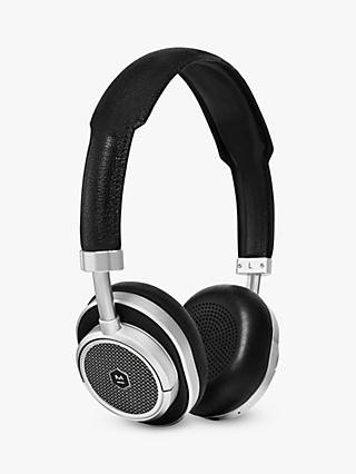Master & Dynamic MW50+ Wireless Bluetooth On-Ear/Over-Ear Headphones with Mic/Remote