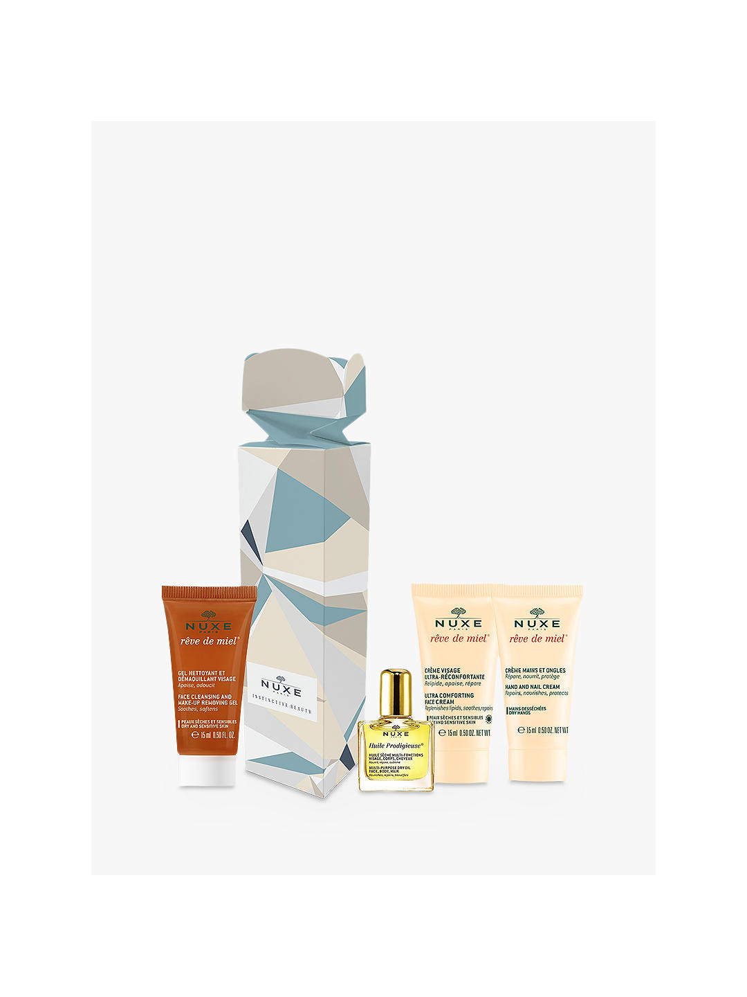 BuyNUXE Christmas Cracker Skincare Gift Set Online at johnlewis.com