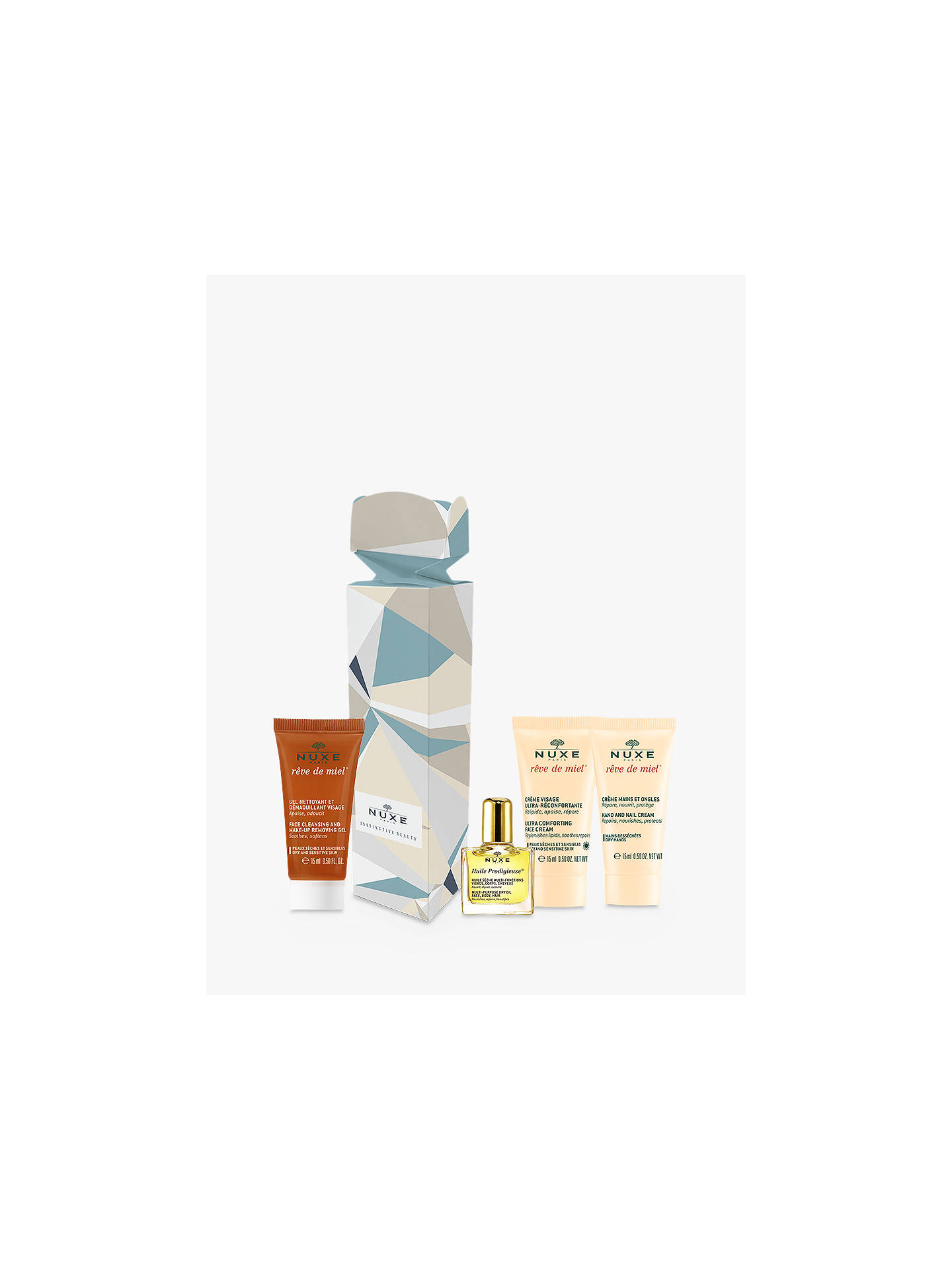 Buy NUXE Christmas Cracker Skincare Gift Set Online at johnlewis.com