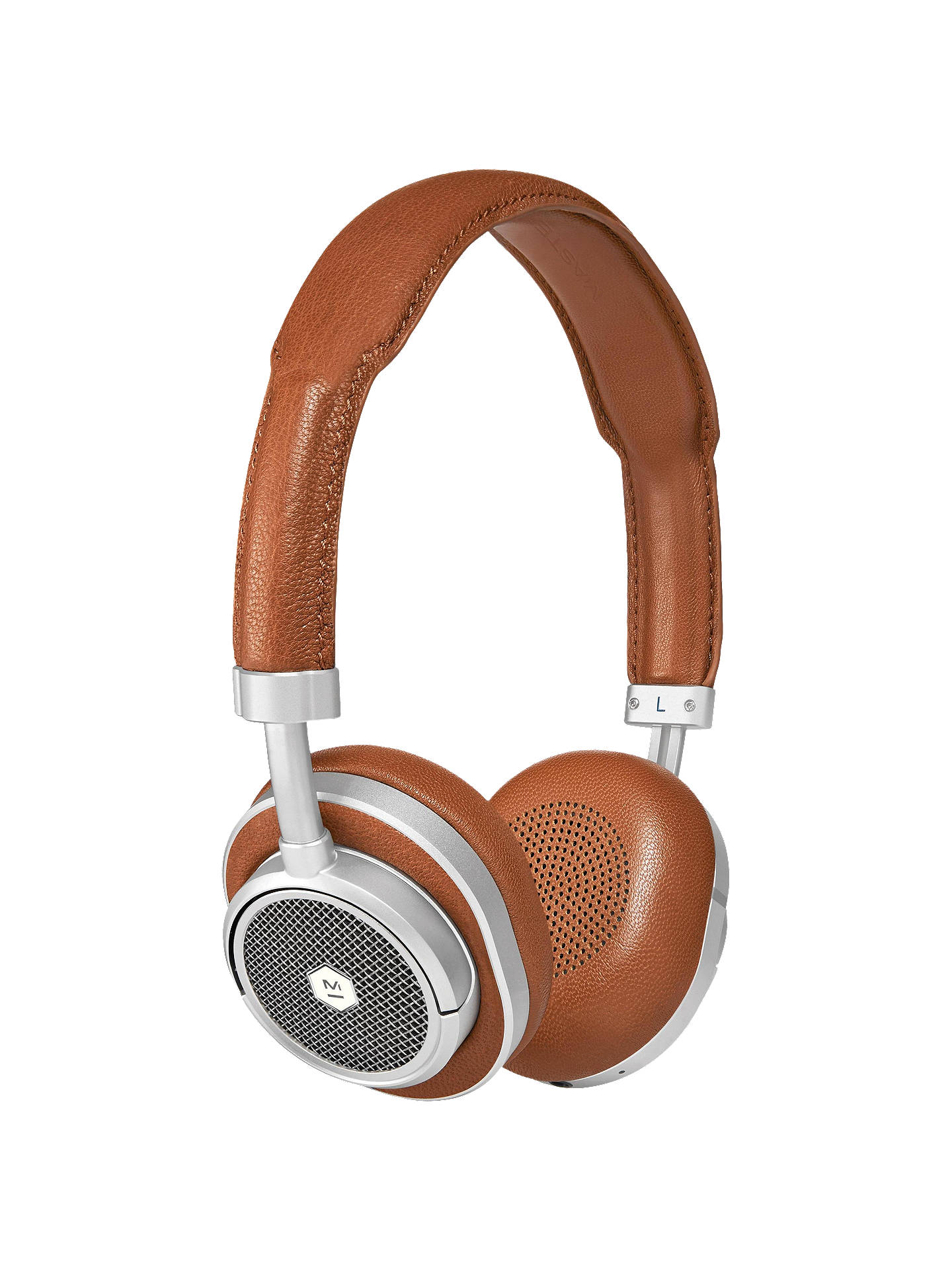 ab1d53fde39 Buy Master & Dynamic MW50+ Wireless Bluetooth On-Ear/Over-Ear Headphones  with ...