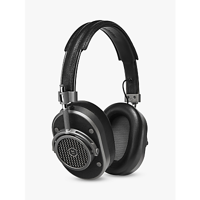 Image of Master & Dynamic MH40 Over-Ear Headphones with Mic/Remote for iOS
