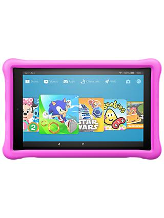 Amazon Fire HD 10 Kids Edition Tablet with Kid-Proof Case, Fire OS, Wi-Fi, 32GB, 10""