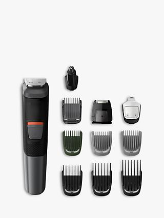Philips MG5730/3 Series 5000 Multigroom Shaver, Black