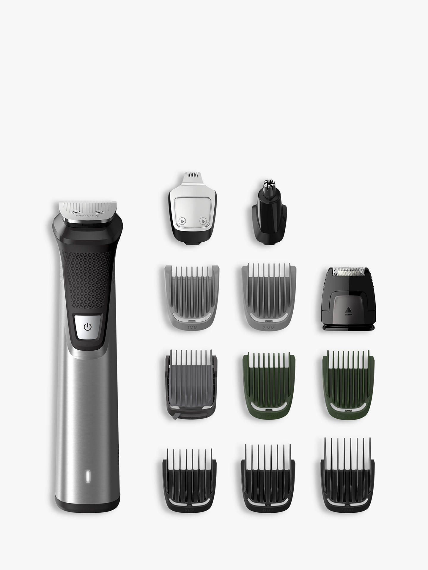 Philips Mg7735 33 Series 7000 Multigroom Electric Shaver Silver At