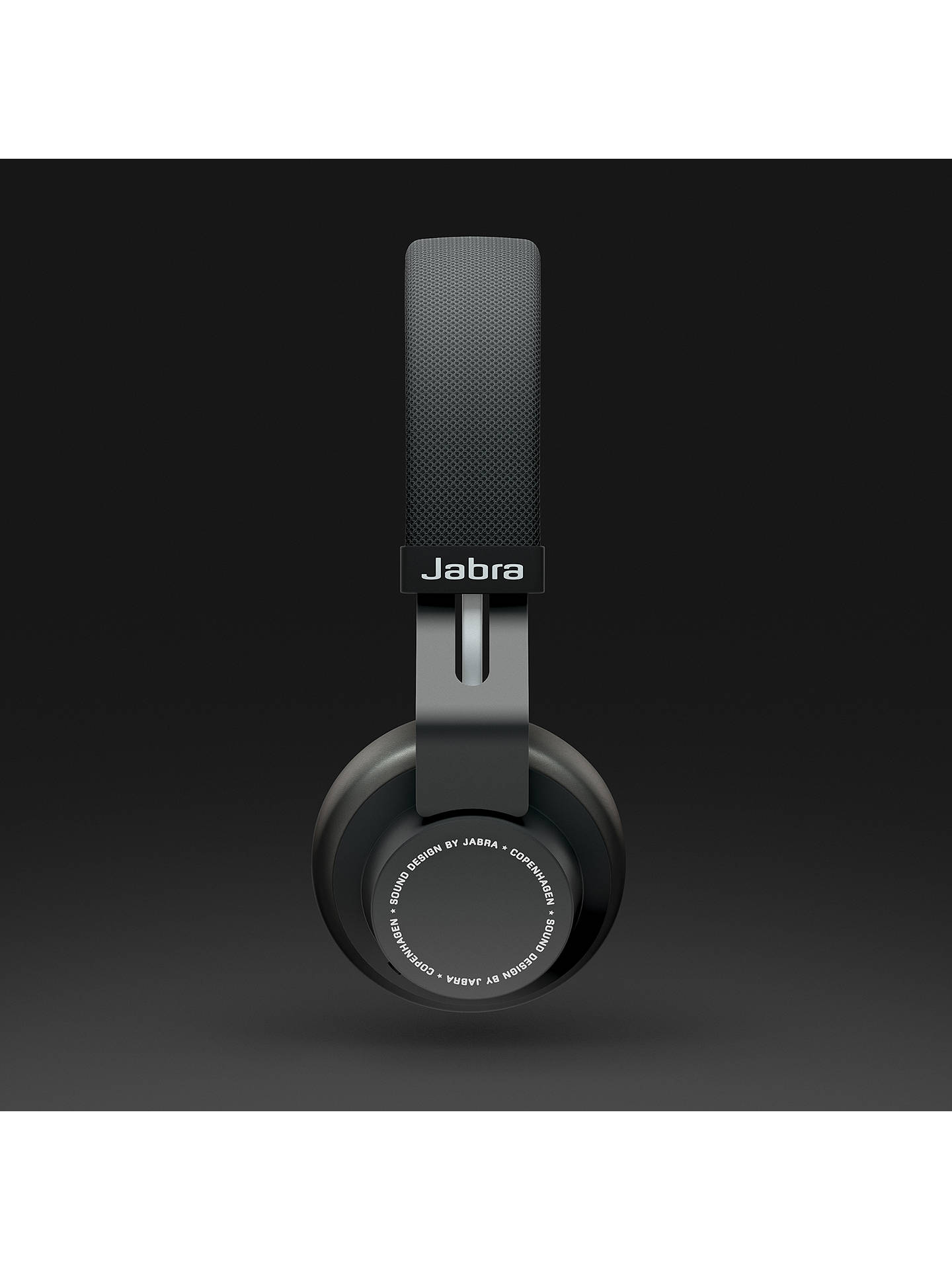 Jabra Move Wireless Bluetooth On Ear Headphones With Mic Remote Black At John Lewis Partners