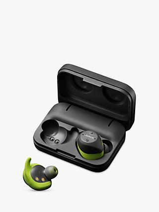 Jabra Elite Sport True Wireless Waterproof Bluetooth In-Ear Headphones with Mic/Remote