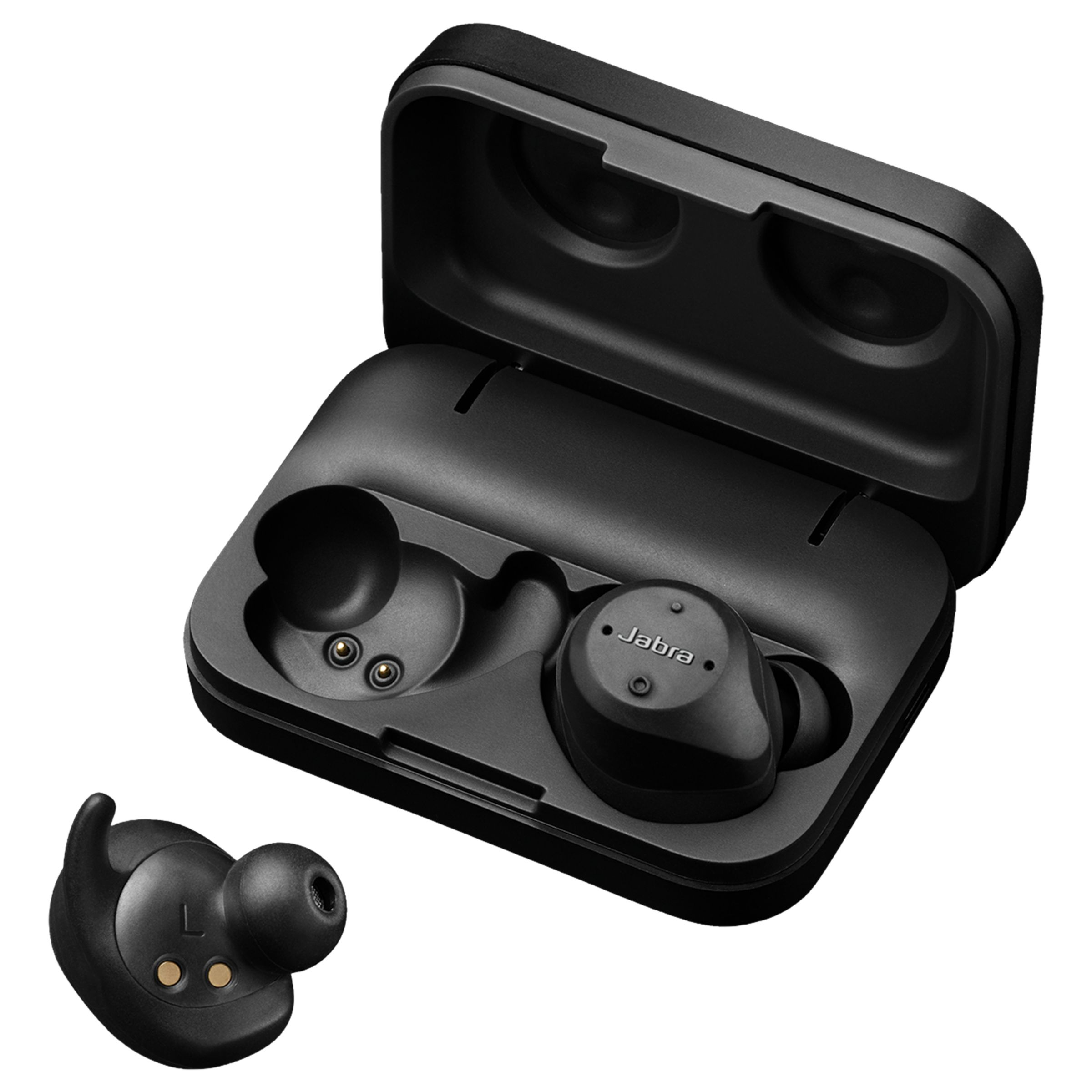 Jabra Jabra Elite Sport True Wireless Waterproof Bluetooth In-Ear Headphones with Mic/Remote