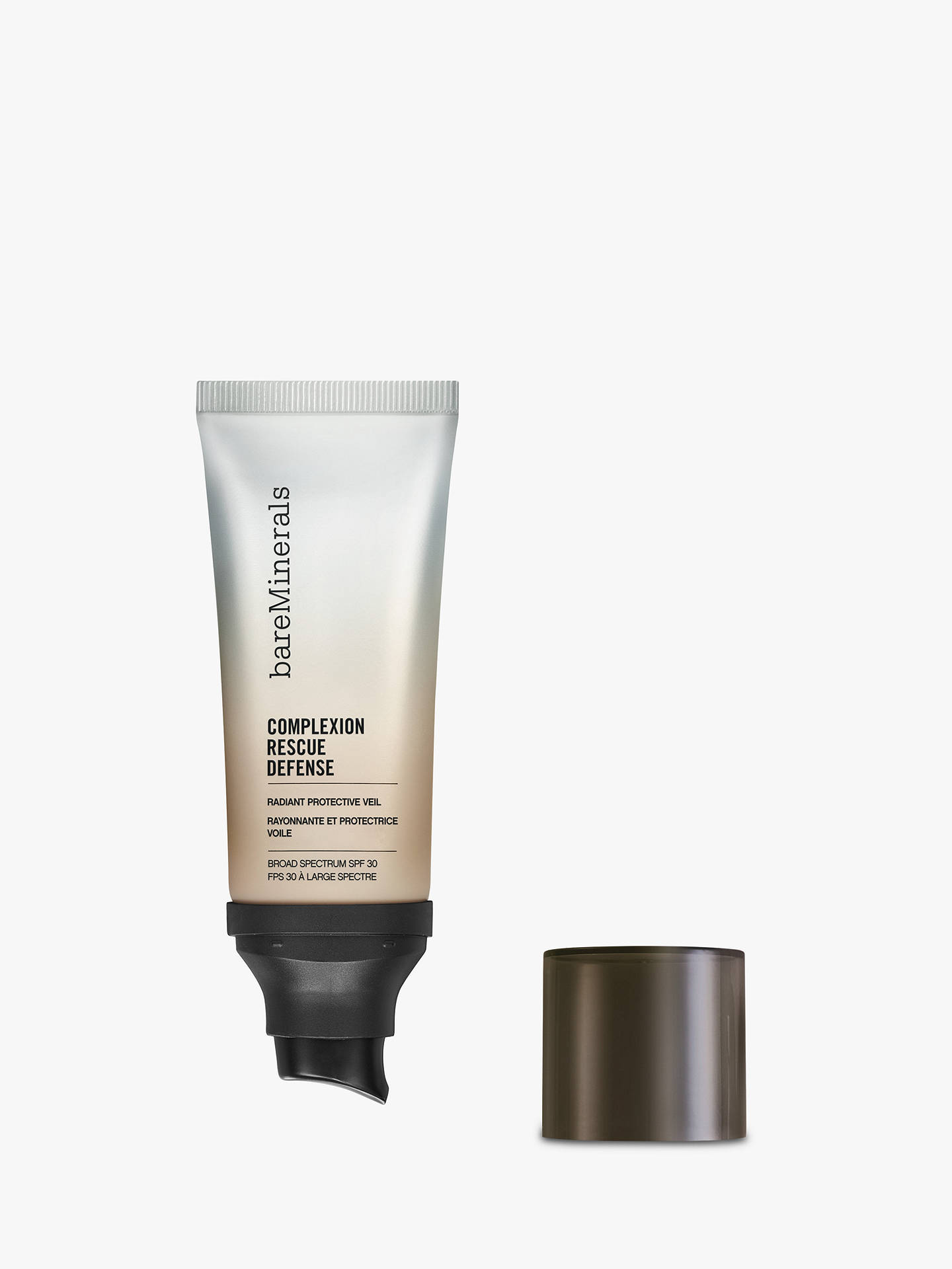 Buy bareMinerals Complexion Rescue Defense Radiant Tint Protective Moisturiser SPF 30, 50ml Online at johnlewis.com