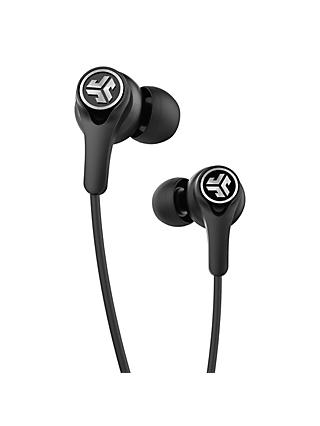 JLab Audio Epic Executive Noise Cancelling Wireless Bluetooth In-Ear Headphones with Mic/Remote
