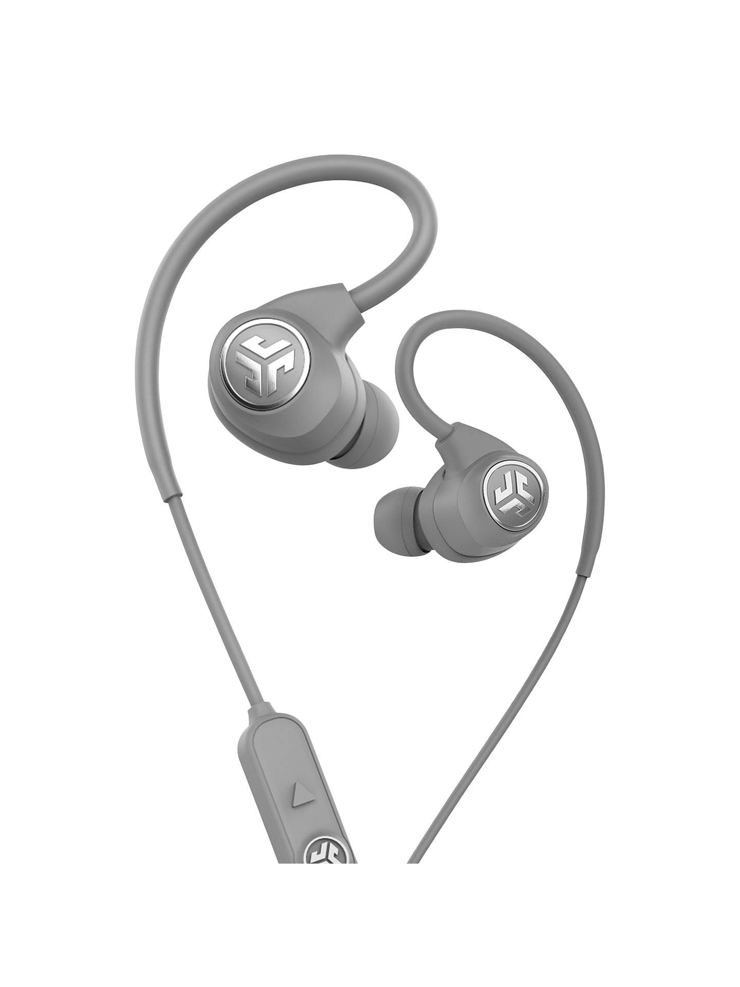 8c123d554a5 Buy JLab Audio Epic Sport Sweat & Weather-Resistant Wireless Bluetooth  In-Ear Headphones ...