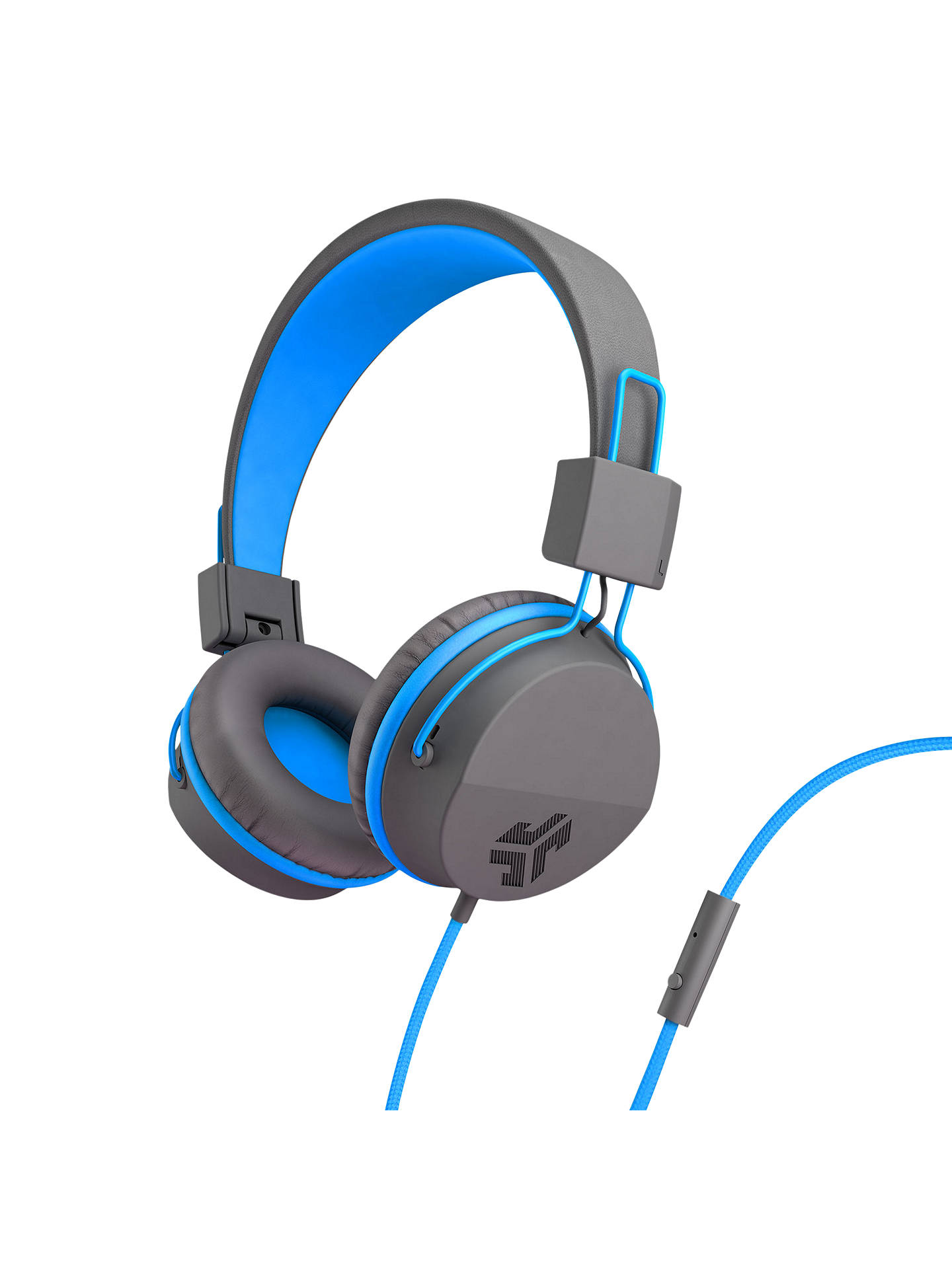 bc15e59da0b Buy JLab Audio JBuddies Studio Children's Volume Limiting Over-Ear  Headphones with Mic/Remote ...