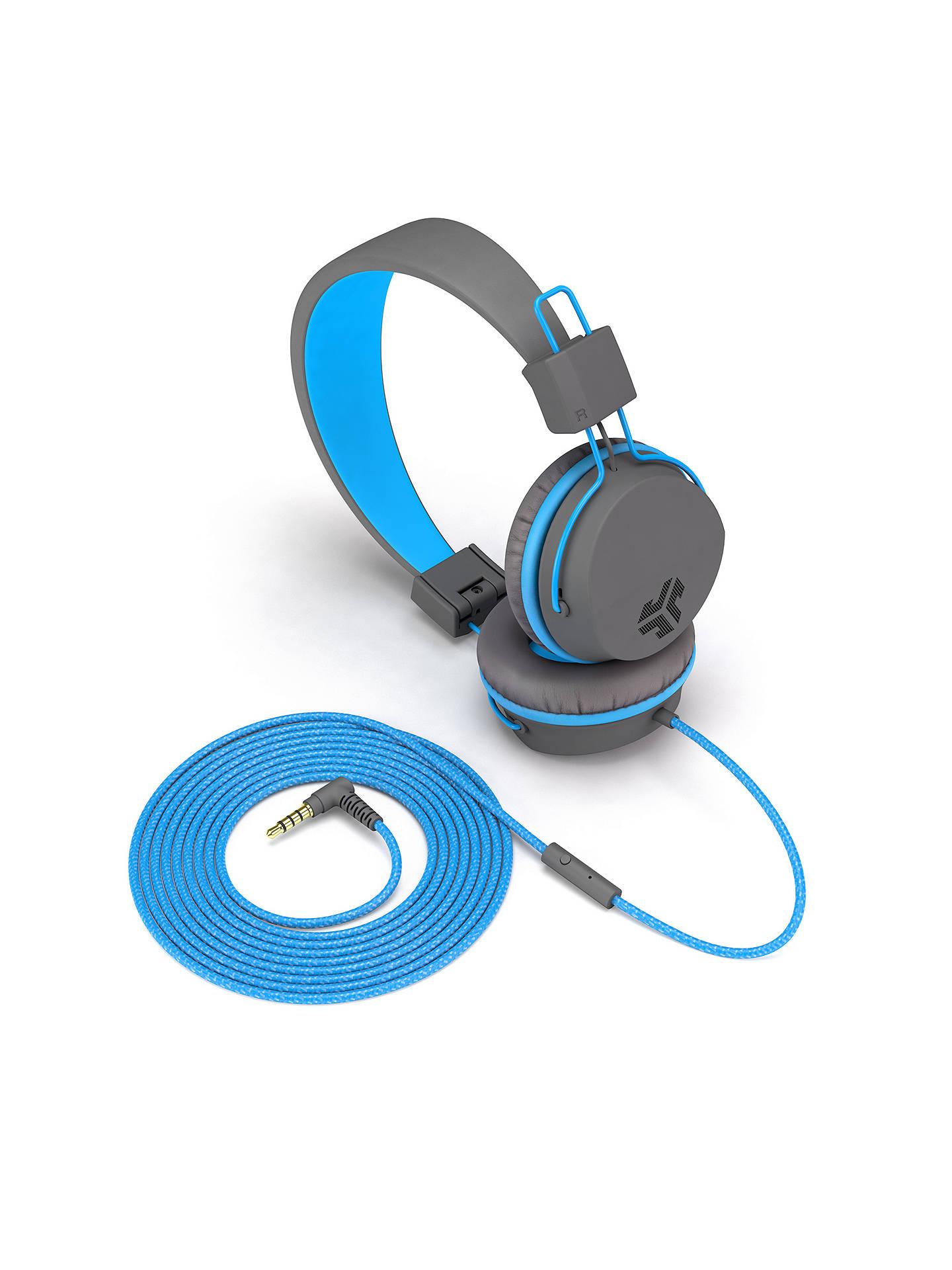 d930b306f86 ... Buy JLab Audio JBuddies Studio Children's Volume Limiting Over-Ear  Headphones with Mic/Remote