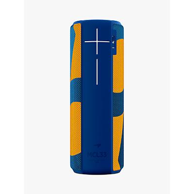 Image of Ultimate Ears MEGABOOM Bluetooth NFC Portable Speaker, McLaren Special Edition