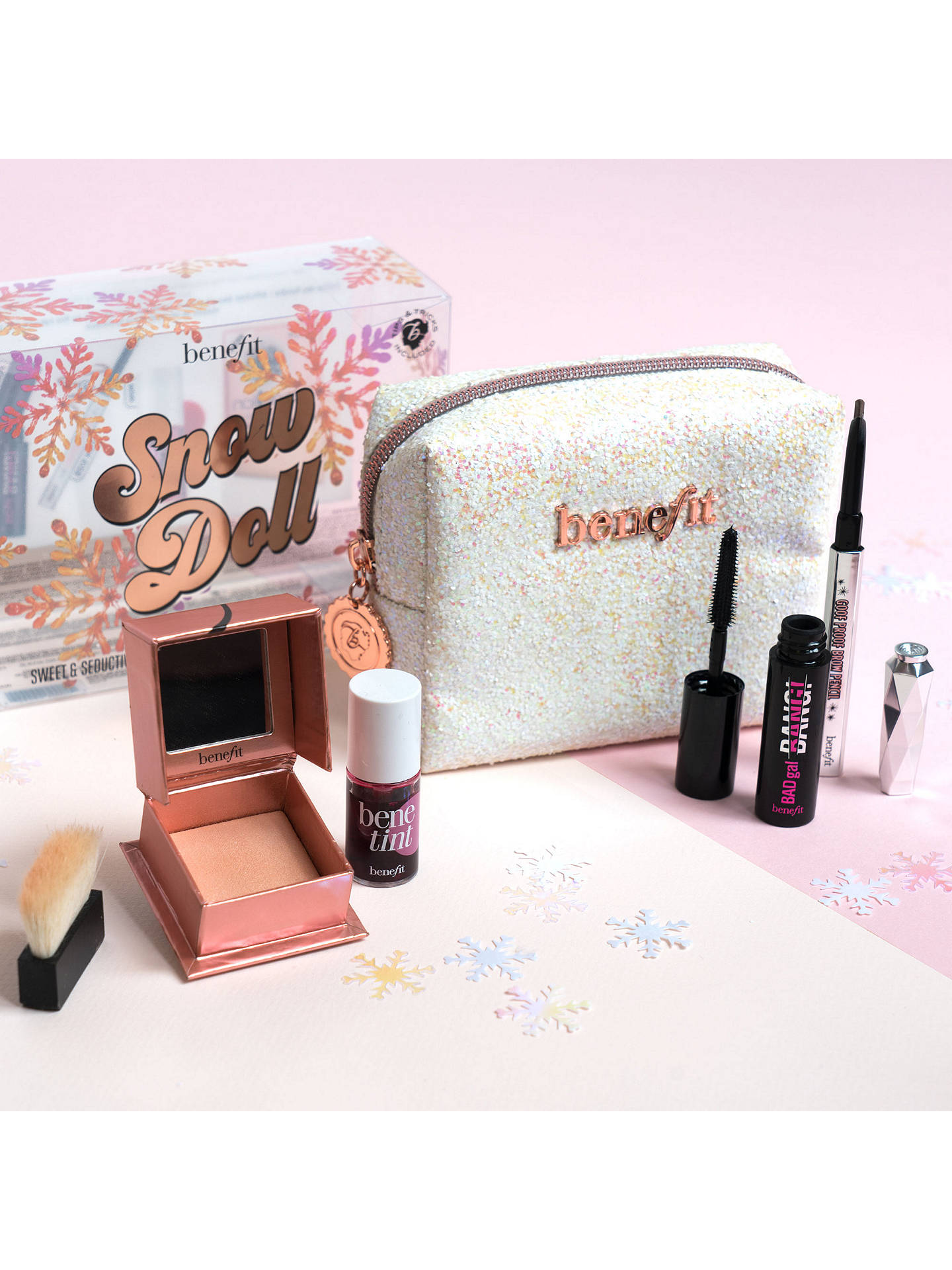 BuyBenefit Snow Doll Makeup Kit Online at johnlewis.com
