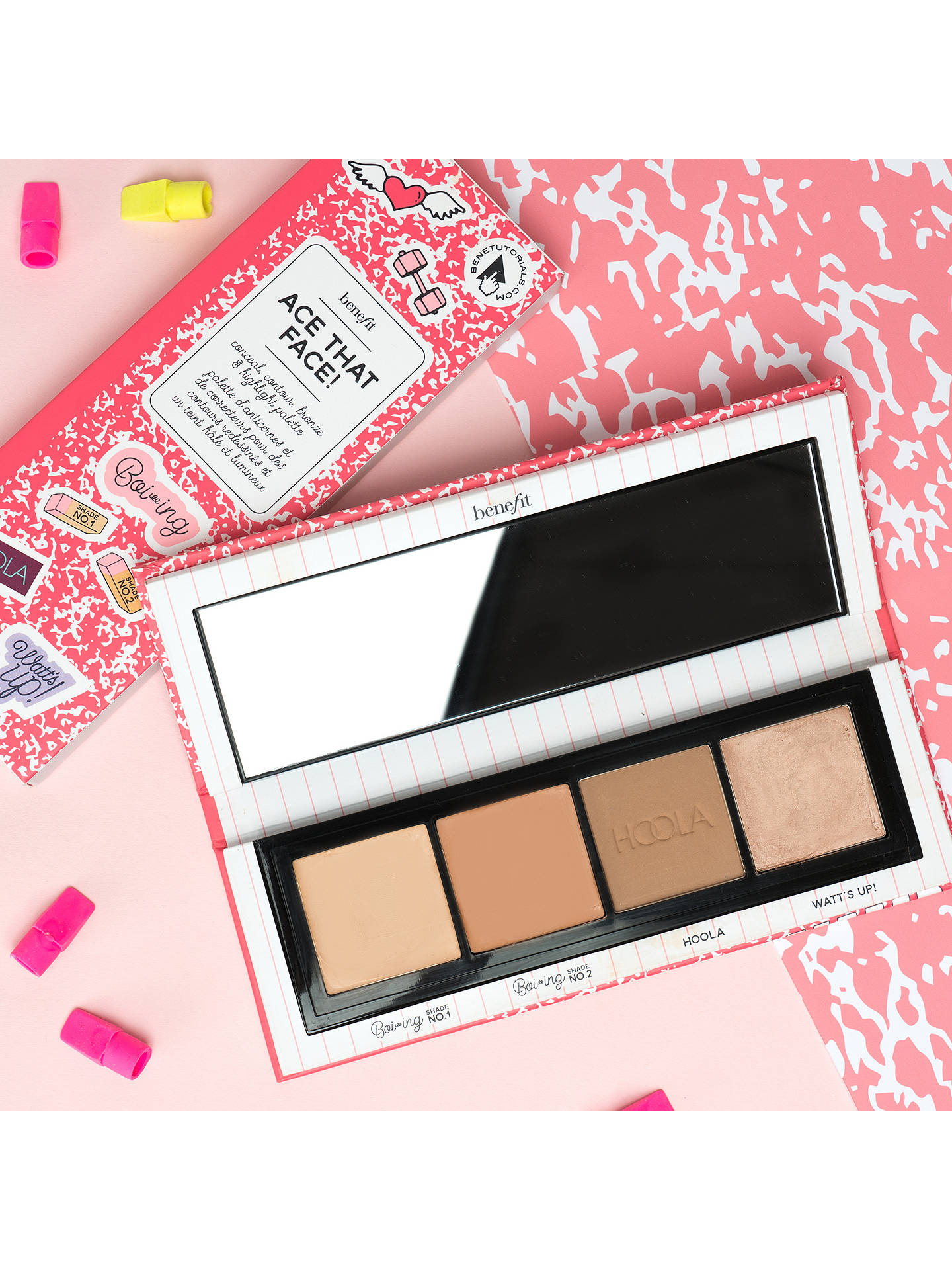 Buy Benefit Ace That Face Palette, Multi Online at johnlewis.com