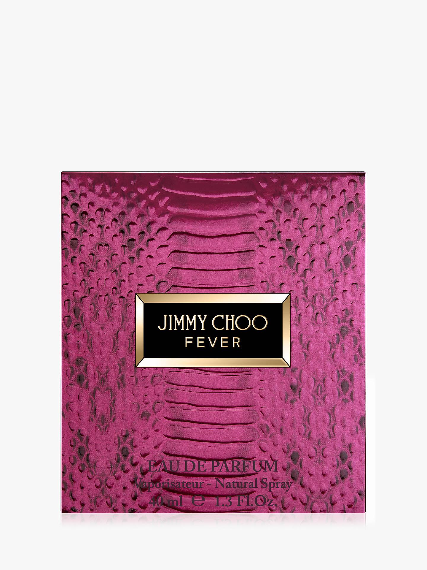 Partners Jimmy John Choo Eau Fever At Lewisamp; De Parfum tsCxQhrd