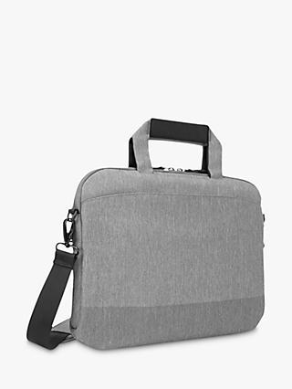 Targus Citylite Shoulder Bag For Laptops Up To 14 Grey