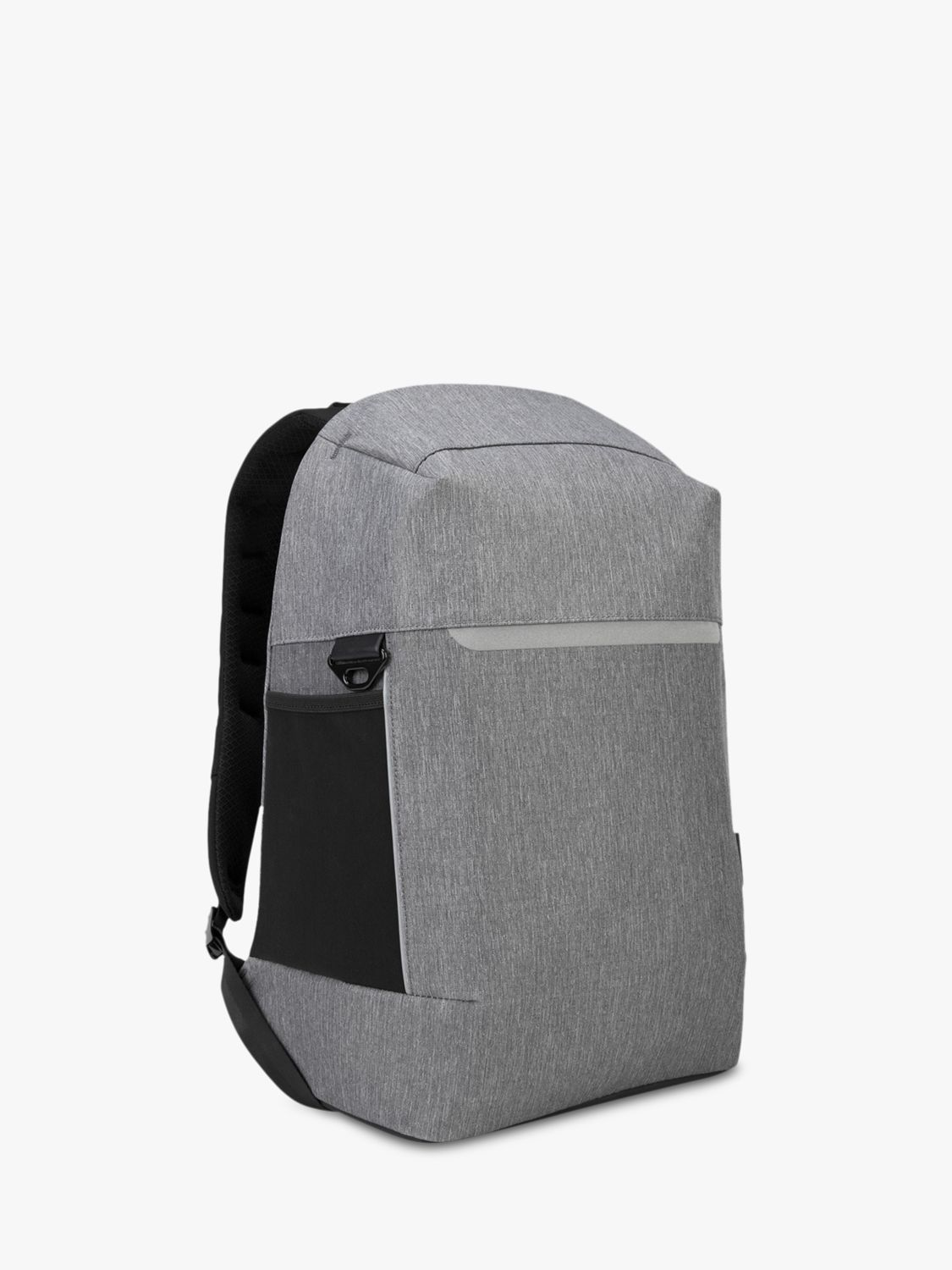 """Targus Targus CityLite Security Backpack for Laptops up to 15.6"""", Grey"""