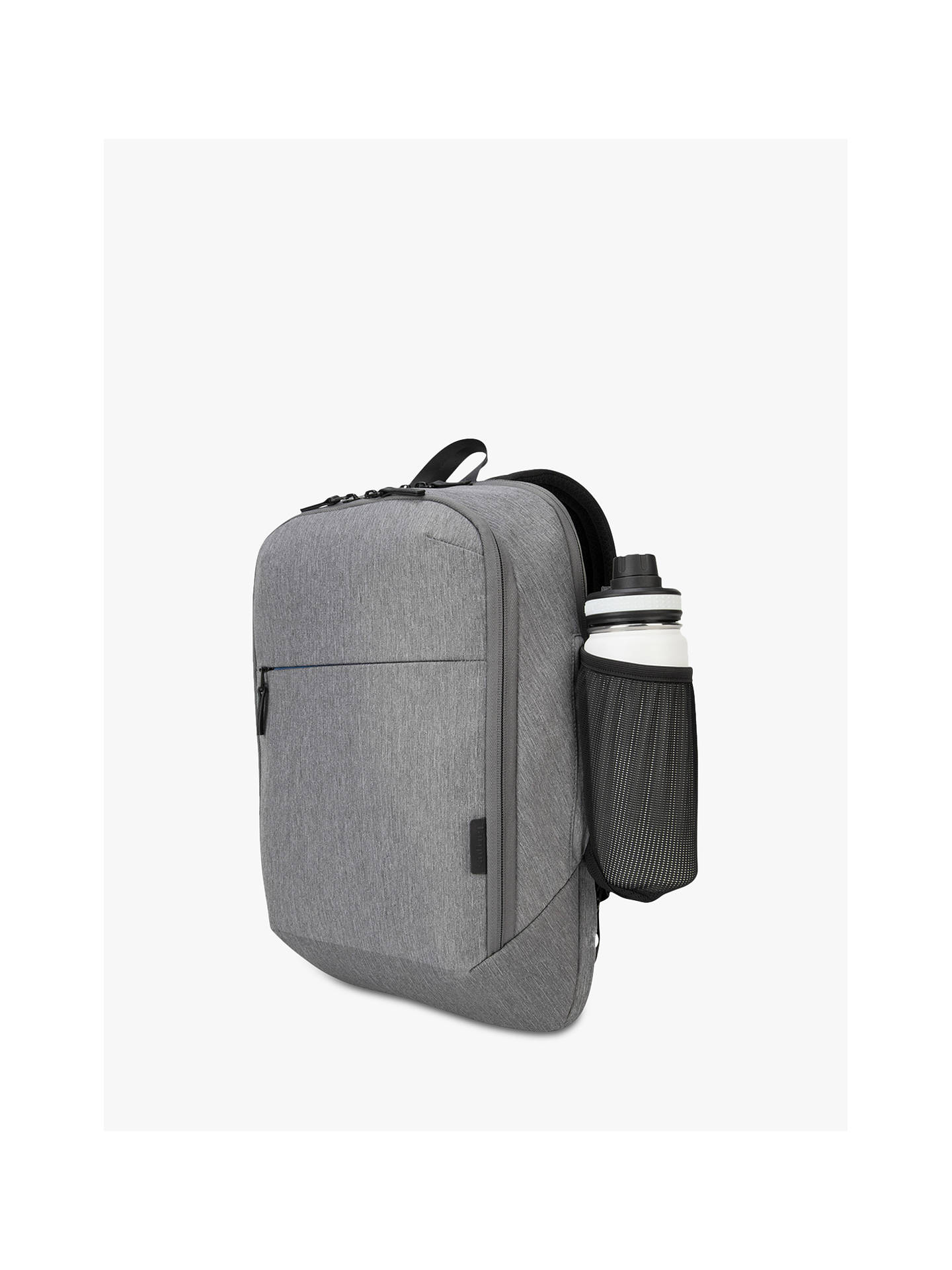 "Buy Targus CityLite Convertible Backpack / Briefcase for Laptops up to 15.6"", Grey Online at johnlewis.com"