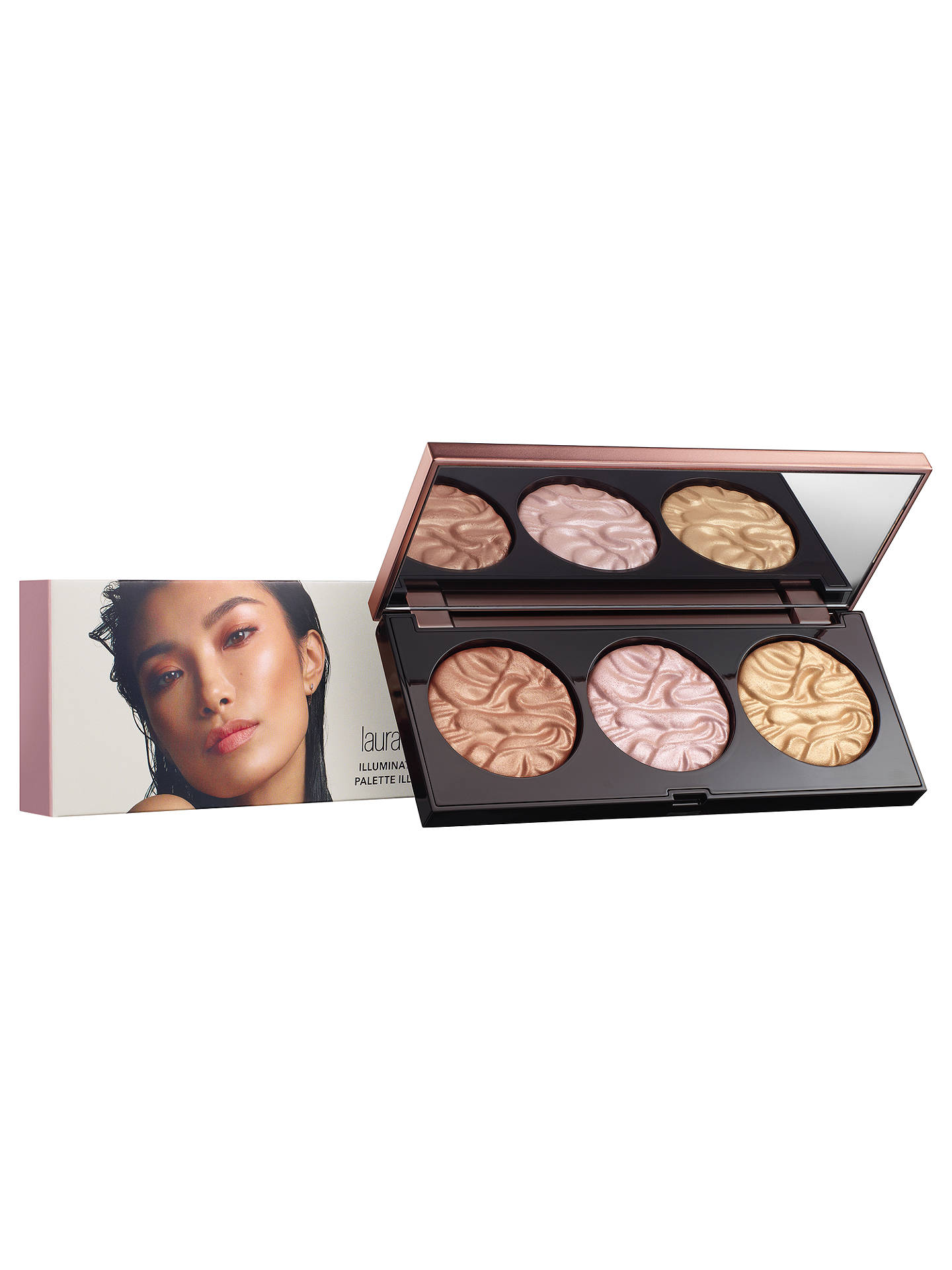 Buy Laura Mercier Face Illuminator Palette, Multi Online at johnlewis.com